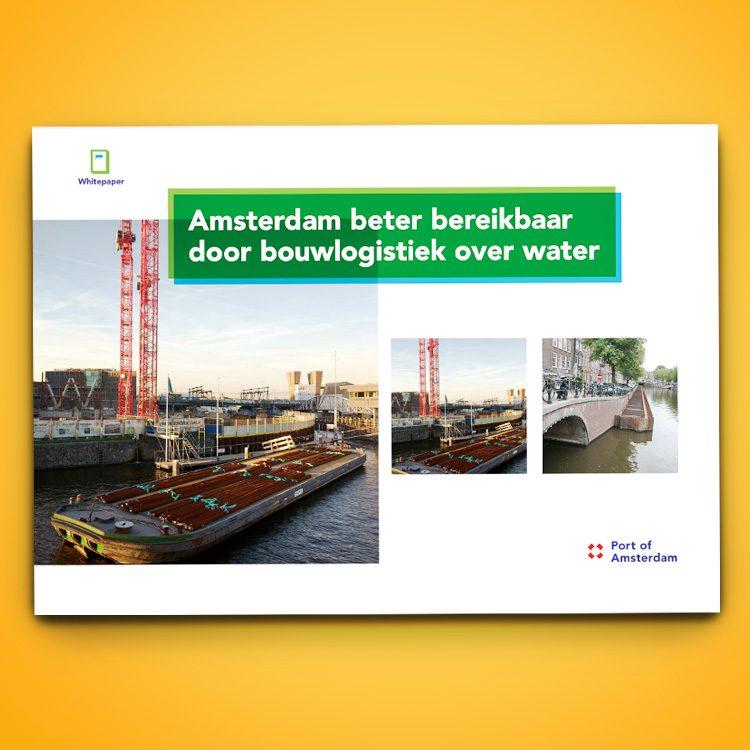 Port of Amsterdam Operatie Havenhart