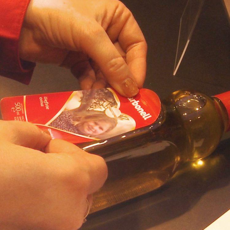 Activatie Carbonell olijfolie