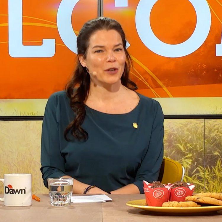 Dawn Foods Live event - Show