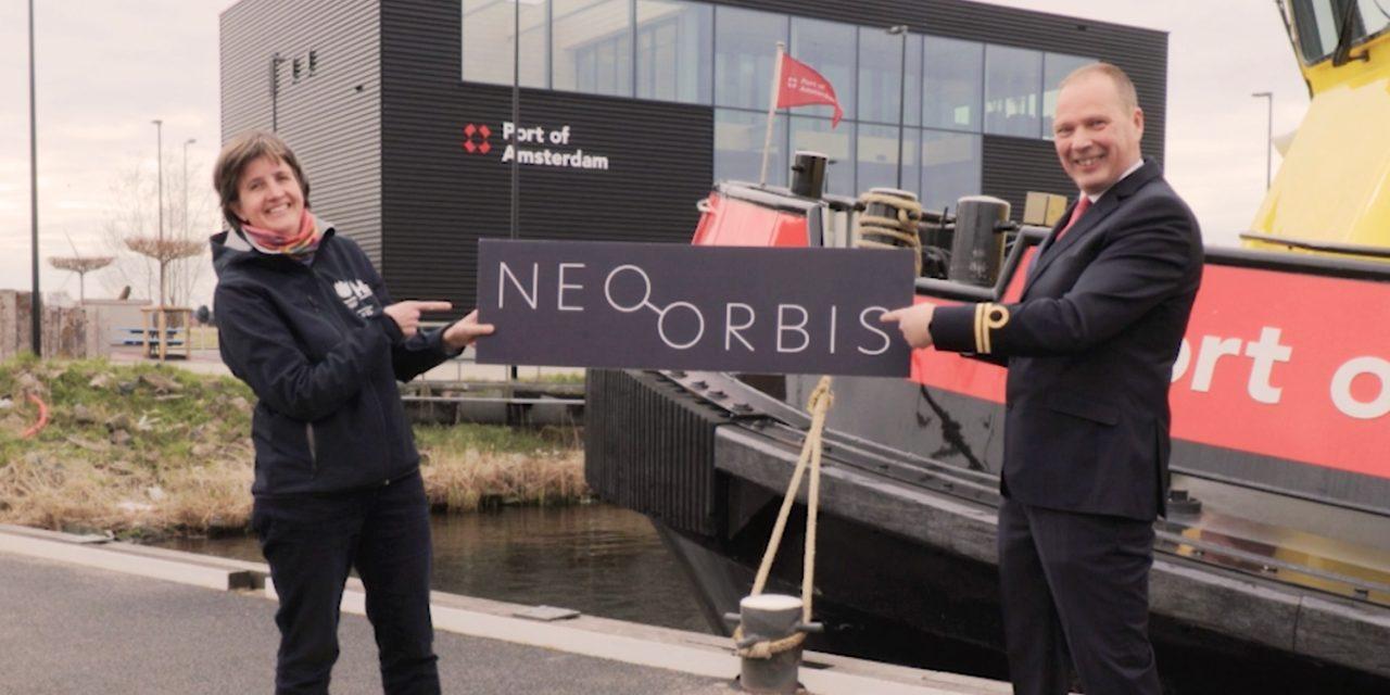 Neo Orbis - Naam en huisstijl