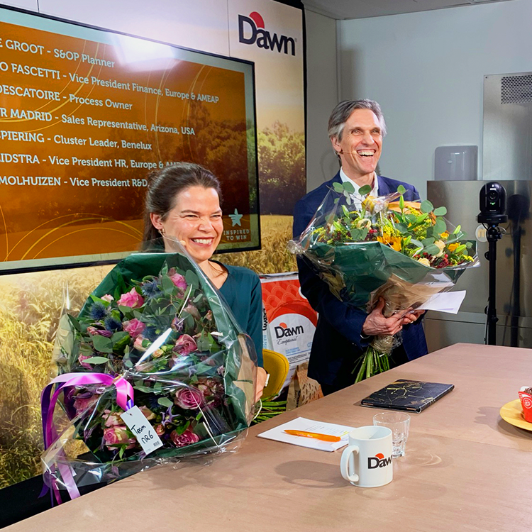 Case: Dawn Foods